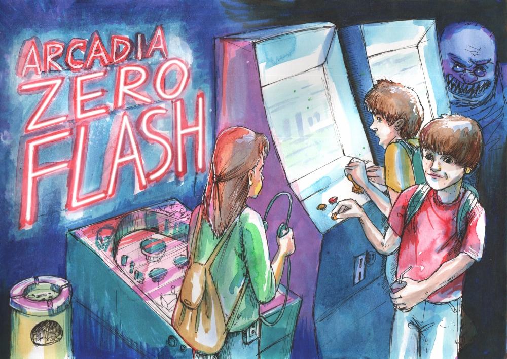 Arcadia Zero Flash