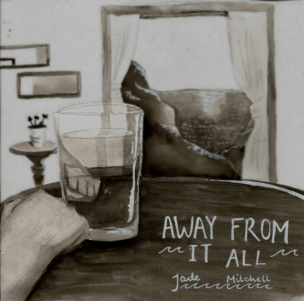 'Away from it all' by Jade Mitchell by Sophia Johnson