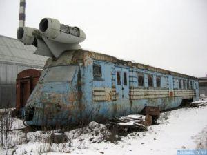 soviet jet train