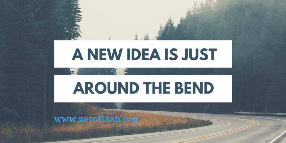 A New Idea Is Just Around The Bend