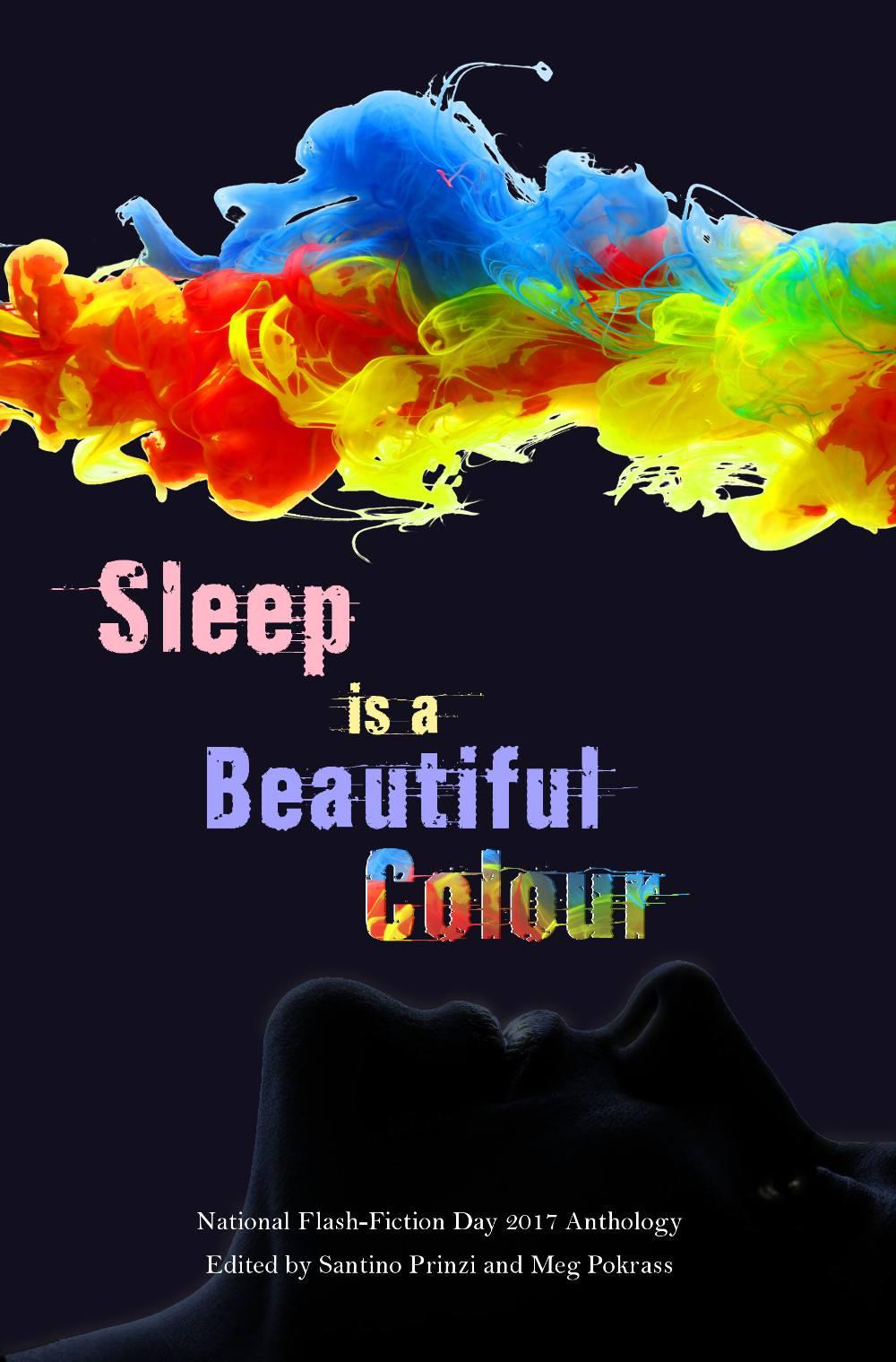 Sleep is a beautiful colour by Santino Prinzi