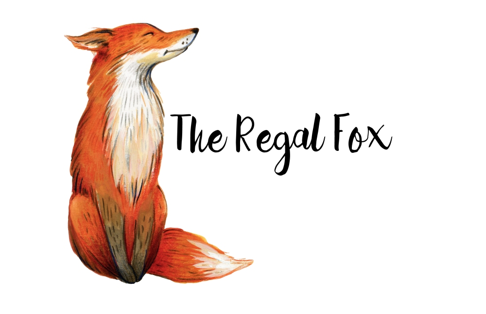TheRegalFoxLogo