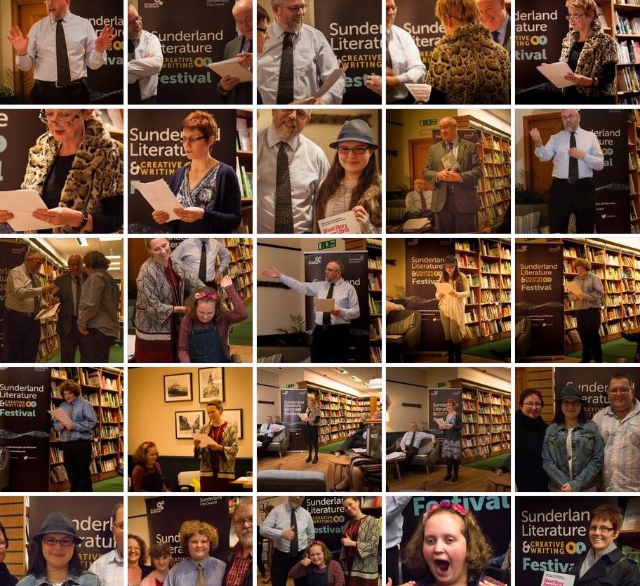 sunderland short story award