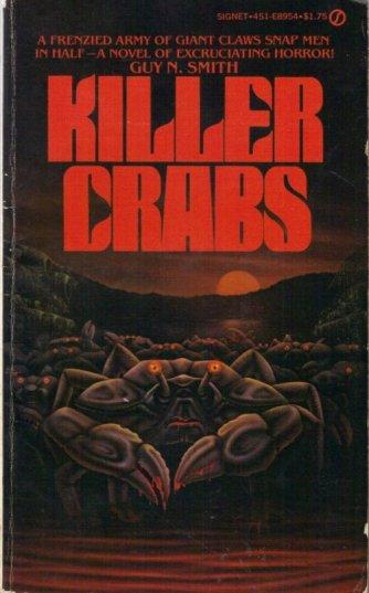 killer crabs smith 1979 signet