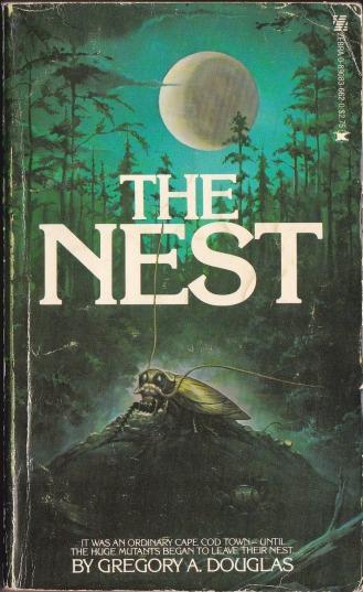 Nest, The - Gregory A. Douglas - Zebra Books - 1980